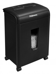 Шредер Fellowes FS-46852 MicroShred 62MC, DIN P-4/P-5, 3х10мм,10лст,19лтр,SafetyLock, ун. скоб, карт