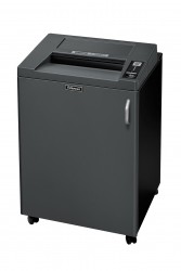 Шредер Fellowes FS-46191 Fortishred 4850C, DIN P-4, 4x40мм, 30л, 165лтр, сенсор к-ва л., Safety S