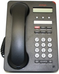 IP-телефон Avaya 1603 без поддержки PoE (1603-I IP DESKPHONE GLOBAL ICON ONLY) (700508259)